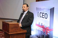 Bengaluru: Ivan Fernandes launches Claudius Pereira's 'i,CEO' book on entrepreneurship