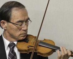 Spider-silk violin strings