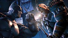 batman and deathstr