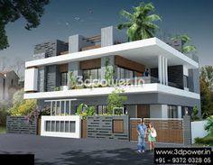 ultra modern home design. We Are Expert In Designing 3d Ultra Modern Home Designs Animation  Rendering Walkthrough Interior Cut Section