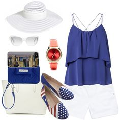 """""""World Cup Outfit"""" by sep120 on Polyvore"""