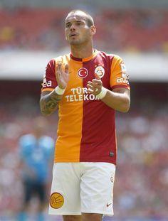 Wesley Sneijder, Galatasaray
