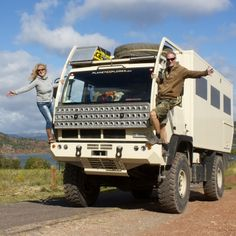 PlaneteXplorer Steyr 12M18 Overland Truck, Expedition Vehicle, Diy Camper, Truck Camper, Outback Campers, Jeep Cherokee 2014, Turbo Car, Adventure Campers, Steyr