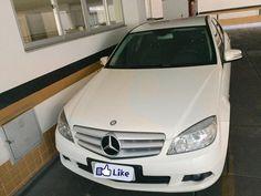 Mercedes-Benz C180 2011 CGI 1.8 Turbo 156cv Branca Impecável - 2011