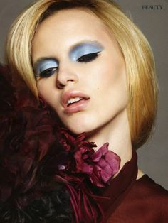 Marie Claire UK December 2011 Editorial