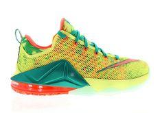 size 40 fc142 3cb32 LeBron 12 Low. Nike ...