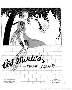 Les Modes de la femme de France | 1921-06-19 | Gallica