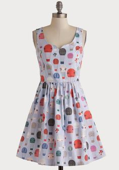 Gertie's New Blog for Better Sewing: Trending: Novelty Print Cotton Dresses