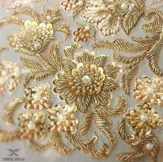WhatsApp: 91-9847623128 We at Crystelle Boutiq undertake all kinds of hand embroidery works at the best price.