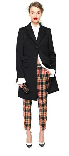 jcrew winter collection
