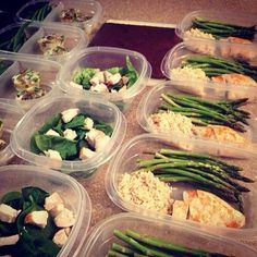 Never underestimate the importance of meal planning. #fitness #health #motivation #lifestyle #Padgram