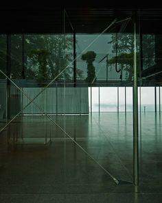 mlzd gupa Pavillon Gurten Glasfront