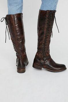 York Tall Boot