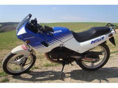 Honda NSR 75cc.. el sueño de todo adolescente