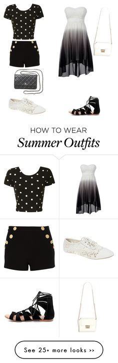 """Summer outfit"" by destiny42-i on Polyvore"