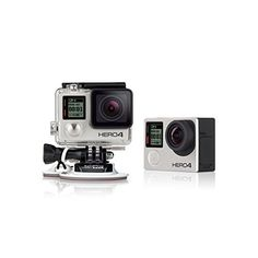 #technology #statigram Capture your world in an all-new way with HERO4 Silver, the first-ever #GoPro to feature a built-in touch display. Controlling the camera,...