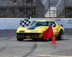 Out of nearly 100 Holley LS Fest Grand Champion contenders, Chris and the 48-hour Corvette with a Spectre Performance air intake brought home an excellent 5th place finish overall