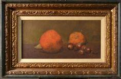 "EMILE CARLSON - Still Life Oil on Canvas. Size : 18"" x 27.5"""
