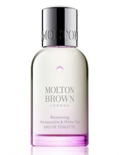 Blossoming Honeysuckle & White Tea Molton Brown perfume - a new fragrance for women 2015