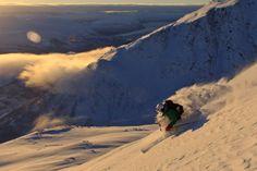 Stortinden Finnmark, nearby Alta Norway | Topptur | FRIFLYT.NO