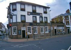 The Eagle, Eastbourne, East Sussex.