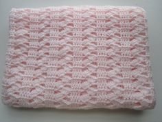 My most popular crochet pattern! 😊  🌸 The Interlocking Shell Stitch Crochet Blanket produces a very classy and elegant blanket. It is an easy pattern that produces impressive results. The pattern is suitable for a girl or boy. A great way to showcase a beautiful yarn you have in your stash. This pattern is perfect for a beginner. Fun and easy to make. Make it in all white for a beautiful gender neutral christening blanket. Because instructions are given to make it any size you can even…