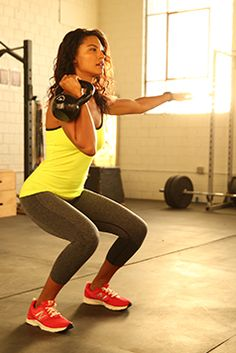 Power up. Pump it. Go for the burn.