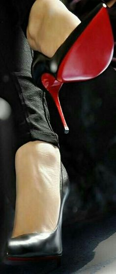 Classic Christian Louboutin Pumps,only $58 for one pair,nice for Christmas Gifts #stilettoheelslouboutin