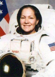 Genoveva Negrón - Born in Mayagüez, Puerto Rico. Studied at the University of Puerto Rico and the Catholic University of Puerto Rico. She is the First Puerto Rican Female Astronaut at NASA. (Year 2016)