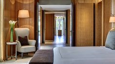 Opus Suite Bedroom
