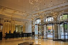Exquisite and Affordable Dining at Peninsula Hotel Paris : The Good Life France