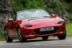 """The result is a machine you can't help but love"" @TeleCars on the all-new Mazda MX-5. http://www.telegraph.co.uk/cars/mazda/mx-5/ … #MX5"