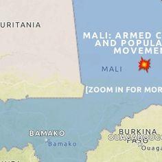 Opération Mali - Regional Overview