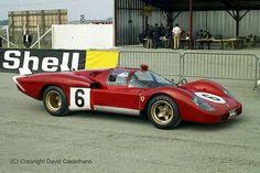 "Ferrari 512S "" coda lunga LeMans 70 Vaccarella / Giunti"