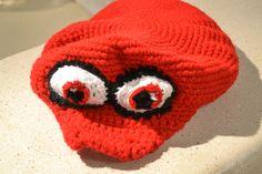 Mario Odyssey hat Super Mario Cap  Red-White-Hand Made