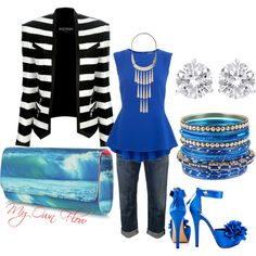 """""""LUNCH WITH THE GIRLS"""" by myownflow on Polyvore"""