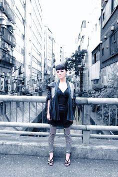 Japanese issue-cover girl