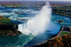 Niagara Falls!! Wyoming is beautiful, but I would love to see the falls someday.