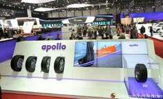 Apollo Tyres launch Alnac 4G and Vredestein Ultrac Vorti R new high performing passenger vehicle tyres at Geneva Motor Show 2013. http://automotivehorizon.sulekha.com/apollo-tyres-launch-two-new-high-performing-passenger_newsitem_6544 Apollo_Geneva_Motor_Show