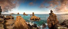Cyclops Cliff by Massimo Tamborra