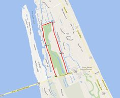 #KittyHawk running route #OBX #OuterBanks #NorthCarolina