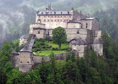 Hohenwerfen Castle, Herfern Austria