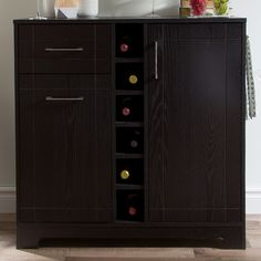 Found it at AllModern - Vietti Bar Cabinet