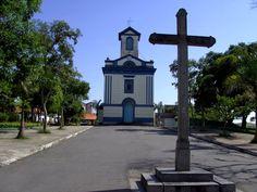 Arrozal, distrito de Piraí (RJ) - Brasil - Igreja São João