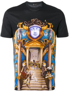 168 Best versace t shirt images in 2018 | Guy fashion, Male