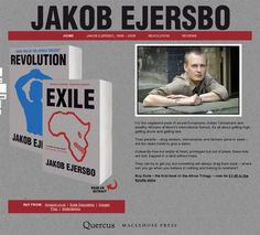 Jakob Ejersbo Minisite International School, Getting Drunk, Book Review, Revolution, Drugs, African, Books, Libros, Book