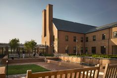Goodpaster Hall (LEED Silver), St. Mary's College of Maryland - by SmithGroup