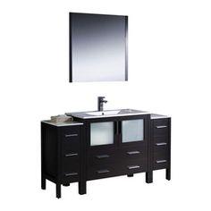 Shop 60 Inch Single Sink Vanity Bathroom Vanities on Houzz