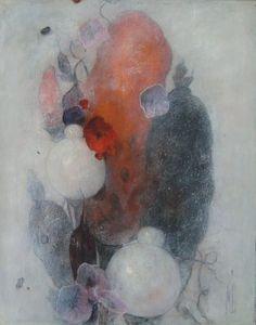 Marinus B.W. Dittlinger(Dutch, 1864-1942)  Stilleven / Still life  1922-1925  oil on canvas