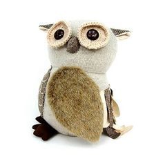 St. Nicholas Square Owl Decor